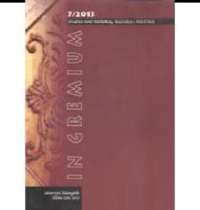 In Gremium : studia nad historią, kulturą i polityką, tom 7 - spis treści